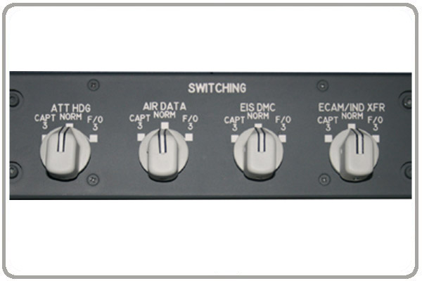 switching panel, USB
